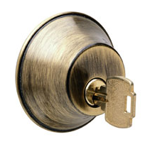 Regular lock and security checks