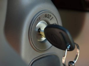 bristol keys in the ignition